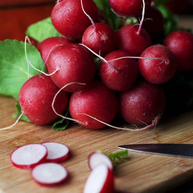Advantages of eating Radish