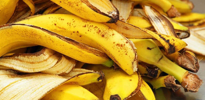 banana peel as fertilizer