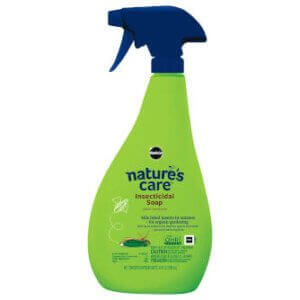 Miracle-Gro 0747210 RTU24 Nature's Care Insecticidal Soap 24oz