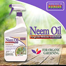 Bonide (BND022) - Ready to Use Neem Oil, Insect Pesticide for Organic Gardening