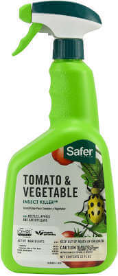 Safer Brand 5085-6 Tomato & Vegetable Insect Killer